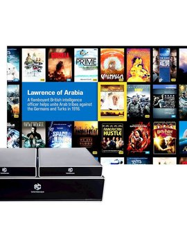 Kaleidescape Strato C 4K Ultra HD Movie Player