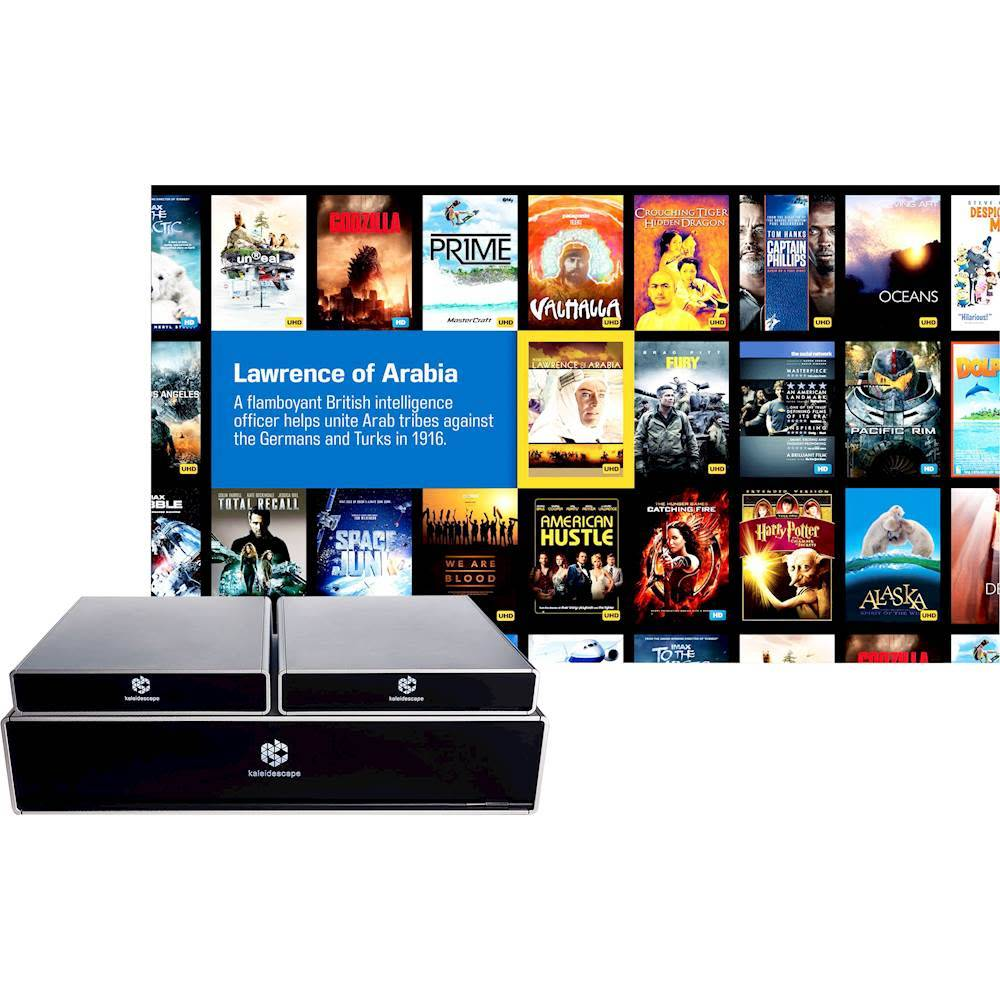 Kaleidescape Strato C 4K Ultra HD & HDR Movie Player