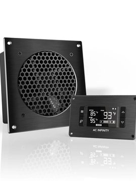 AC Infinity Airplate T8 Cabinet Fan System