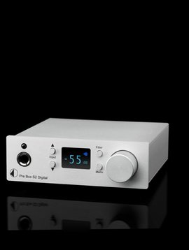 Pro-Ject Pre Box S2 Digital Pre-Amplifier / DAC