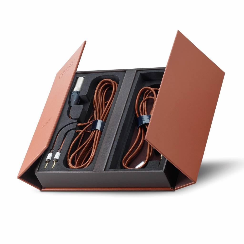 Focal Stellia Closed-Back Over-Ear Beryllium Driver Audiophile Headphones