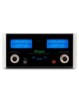 McIntosh MHA150 Headphone Amplifier