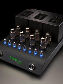 McIntosh MC2152 70th. Anniversary 2 Channel Vacuum Tube Amplifier