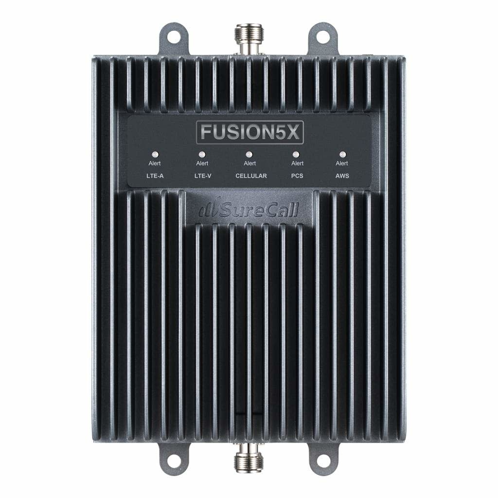 SureCall Fusion5x 2.0 Large Home/office Cellular Signal Booster Kit