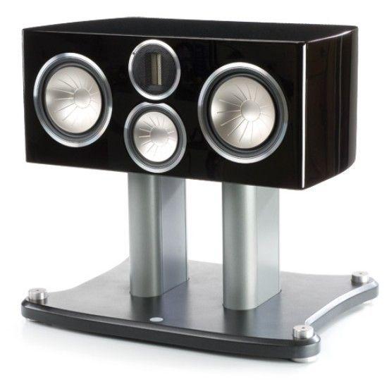 Monitor Audio C350 Center Channel, Black Lacquer