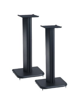 "Sanus 31"" Speaker Stand with 6.5"" x 6.5"" Top Plate, BF31B"
