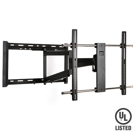 """Rapid Mounts Rapid RVM-XL Full Motion Mount for TV's up to 150 Lbs, 31"""" Extension"""