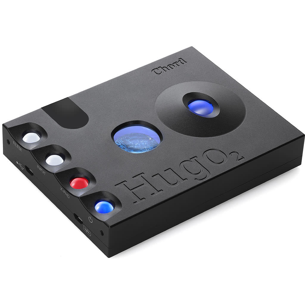 Chord Electronics Ltd. Hugo 2 Portable DAC / Headphone Amplifier