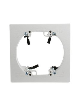 Arlington Double Gang Fast Installing Retrofit Low Voltage Mounting Bracket, LV2RP
