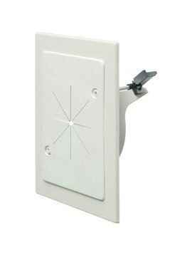 Arlington Larger Cable Entry Bracket with Slotted Cover,  CE1RP