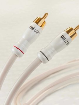 DH Labs DH Labs Silver Sonic* White Lightning 1.0M, Pair
