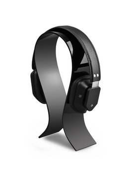 Acrylic Headphone Stand, Black