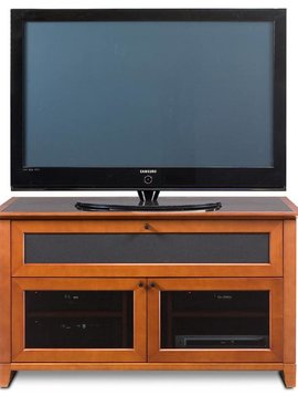 BDI BDI Novia 8428 CH, TV- Cabinet, Natural Stained Cherry