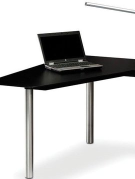 BDI Sequel 6018L Left-facing Peninsula Desk