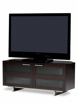 BDI Avion 8925 ES, Corner TV-Cabinet, Espresso Stained Oak
