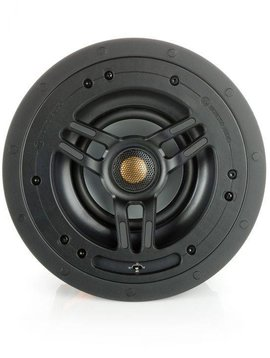 "Monitor Audio CP-CT150 2-way 8"" Trimless In-Ceiling Speaker with Backbox"