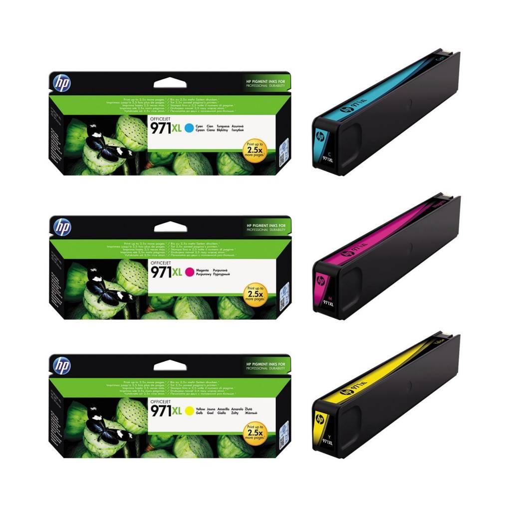 971XL Printer Cartridge, Magenta