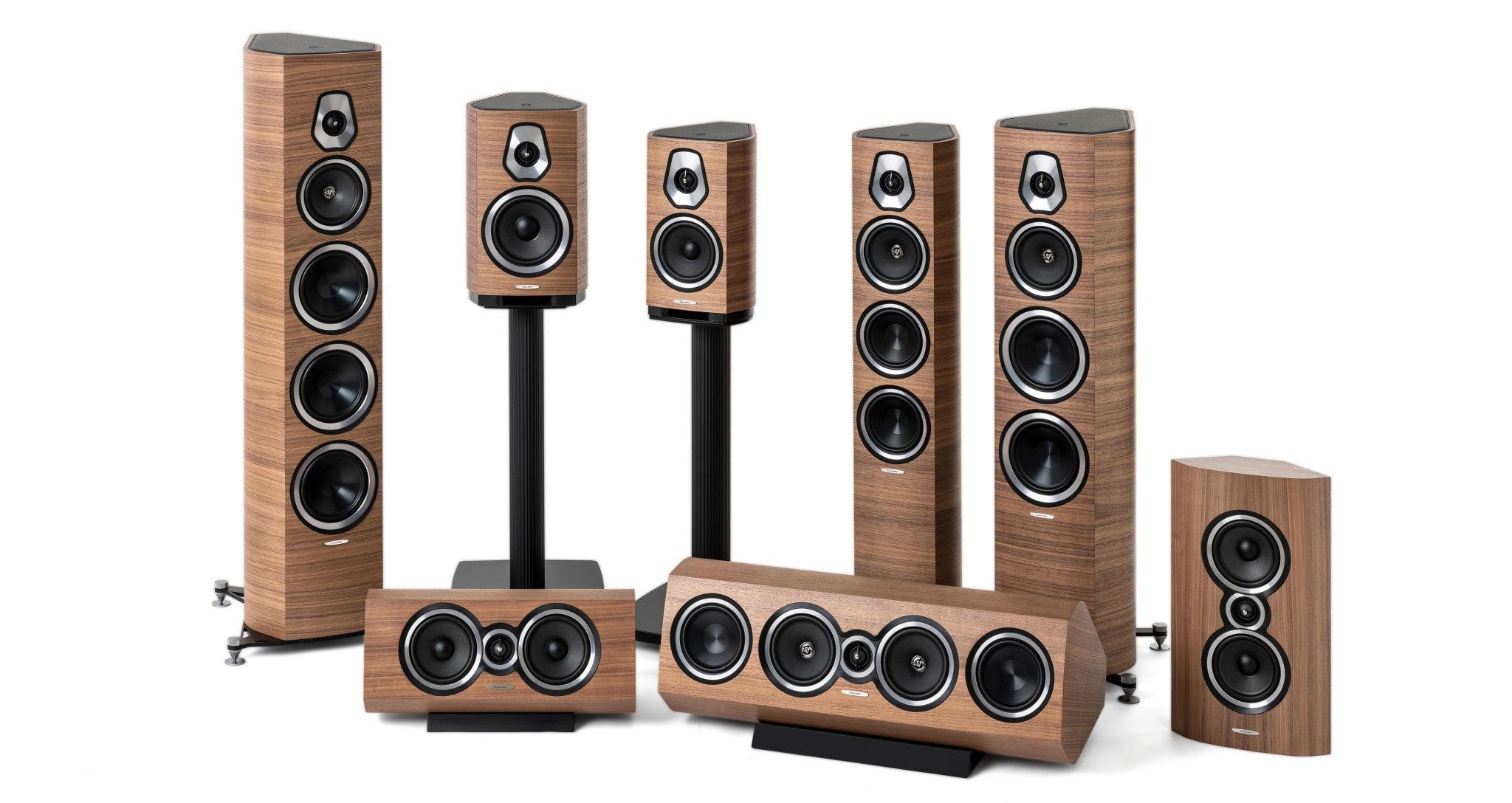 Sonus Faber Sonetto On-Wall Speaker ( Each )