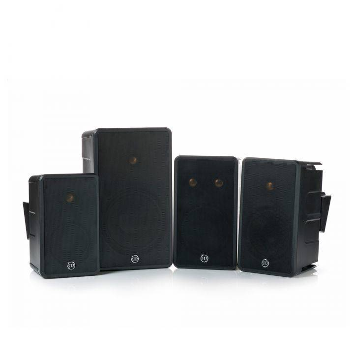 Monitor Audio Climate 60 Outdoor Speakers, Black