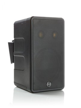 Monitor Audio CL60-T2 Single Stereo Outdoor Speaker, Black