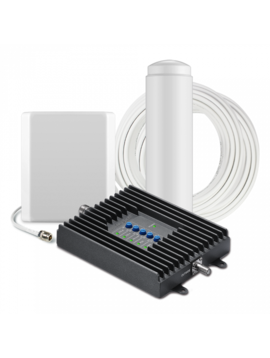 SureCall Fusion4Home Omni/Panel Signal Booster Kit for Talk, Text & 4G LTE