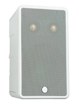 Monitor Audio Climate 60-T2 Single Stereo Outdoor Speaker, White