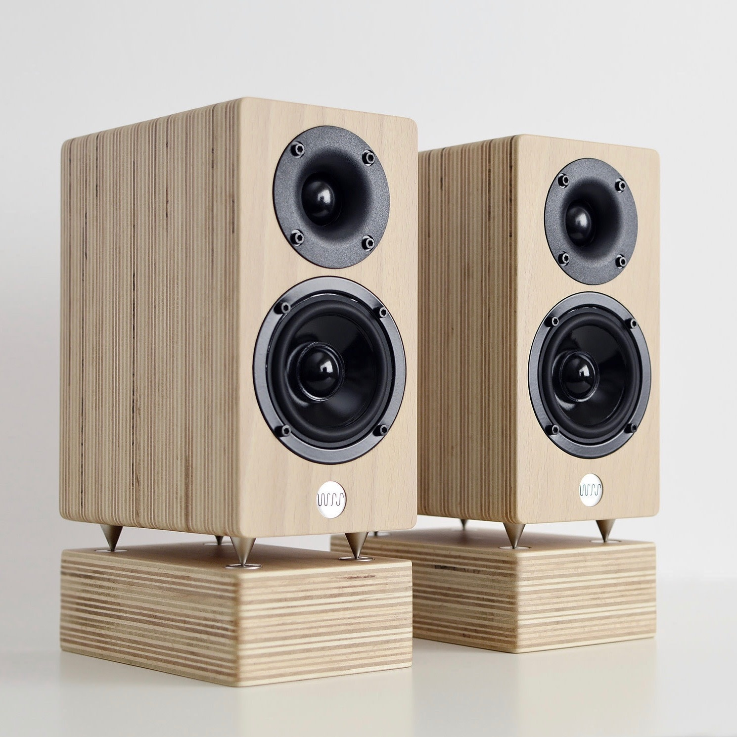 Well Rounded Sound MM6 2-way Mini Monitor