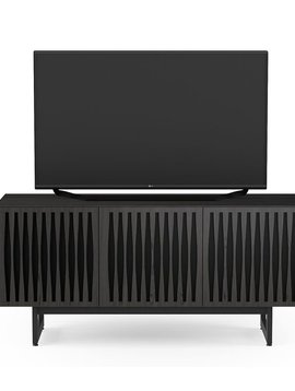 BDI Elements 8777 ME Triple Media Cabinet Tempo