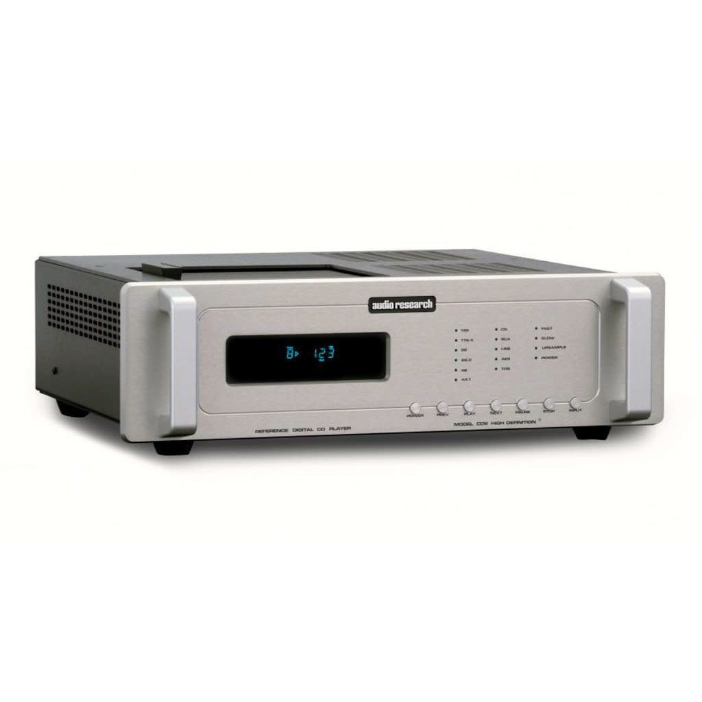Audio Research CD9SE Reference Vacuum Tube CD Player