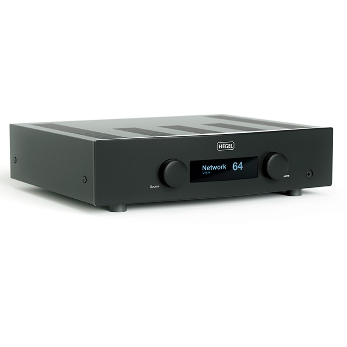 Hegel H190 Integrated Amplifier, Airplay/DLNA Streaming