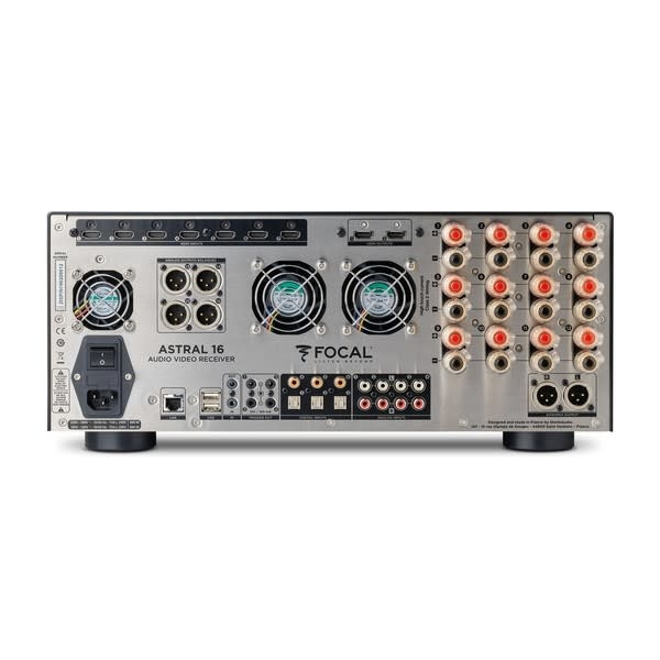 Focal Astral 16 AV Processor and Amplifier