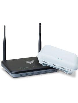 Luxul WS-80 AC1200 Whole Home WiiFi System ( XWR-1200 + XAP810 Bundle )