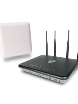 Luxul WS-260 AC3100 Whole Home WiFi System (XWR-3150 + XAP1610 Bundle)