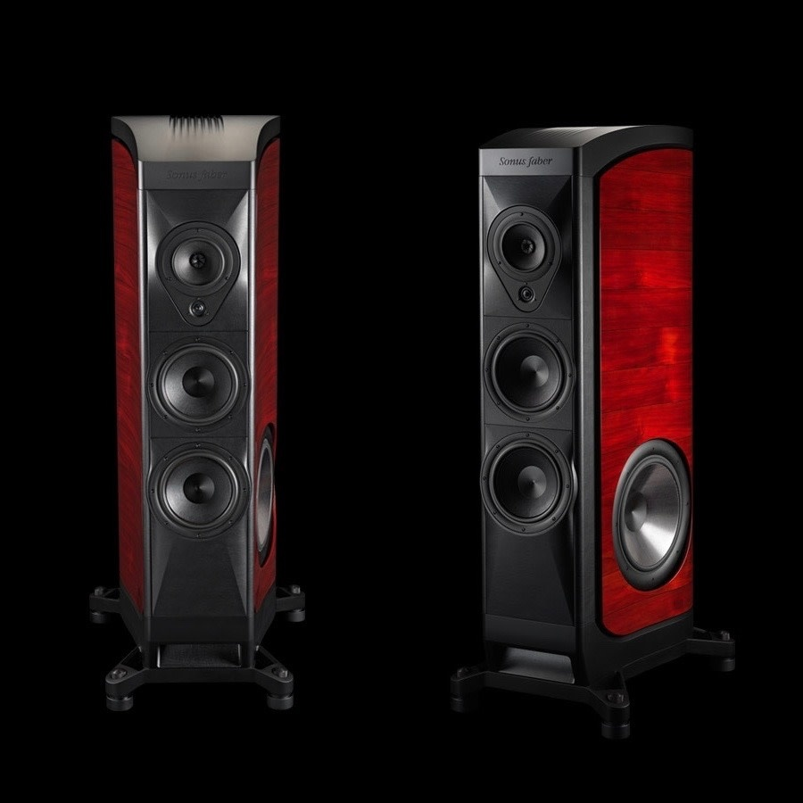 The Sonus Faber - WOM World of McIntosh by Audio Visual