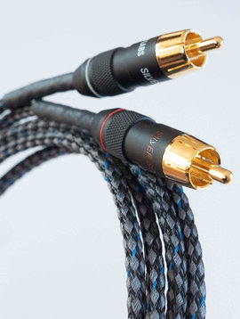 DH Labs Silver Pulse High Resolution RCA Interconnect Cable