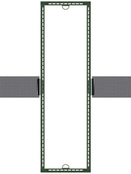 Monitor Audio WB 12 Pre-Construction Bracket ( 4 - Pack )