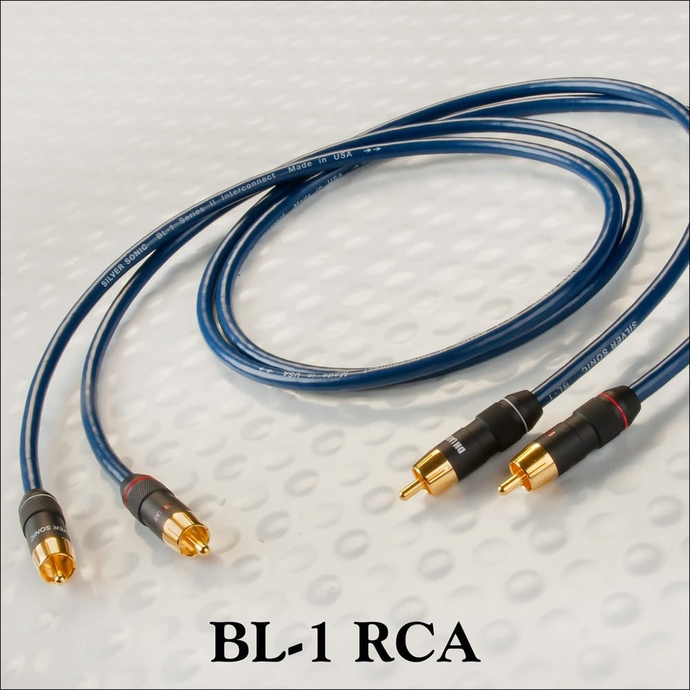 DH Labs BL-1 Series II Interconnect  (Sold In Pair)