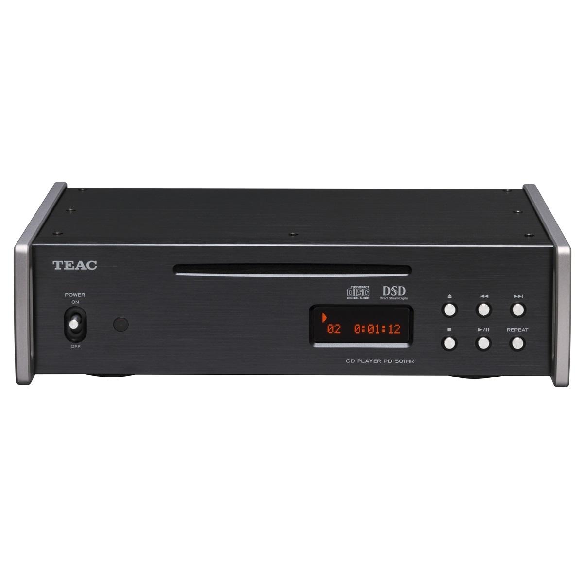 TEAC PD-501HRS CD Player