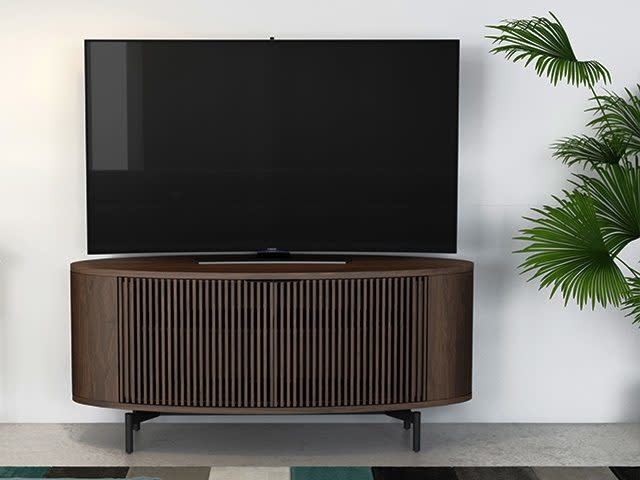 BDI Olis Double Media Cabinet 9650