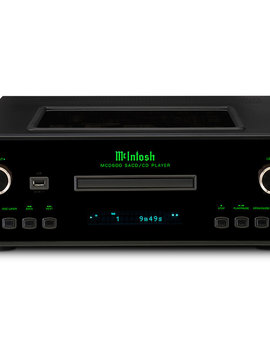 McIntosh MCD600 SACD/CD Player