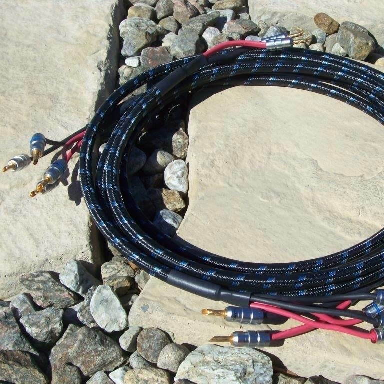 DH Labs Q-10 Signature Speaker Cables