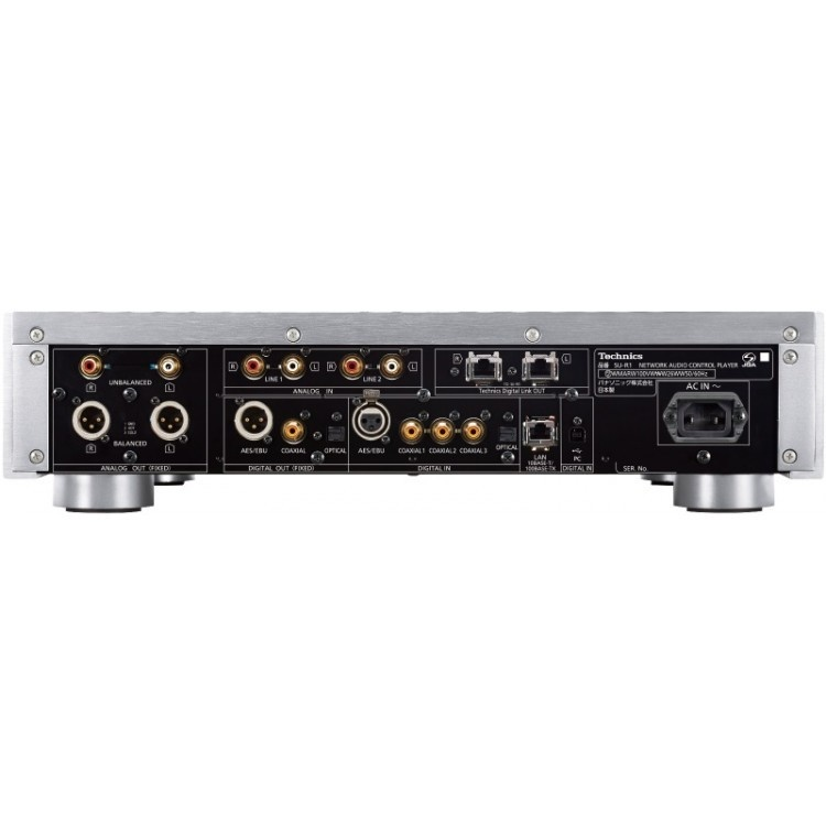 Technics SU-R1 Reference Network Audio Control Player