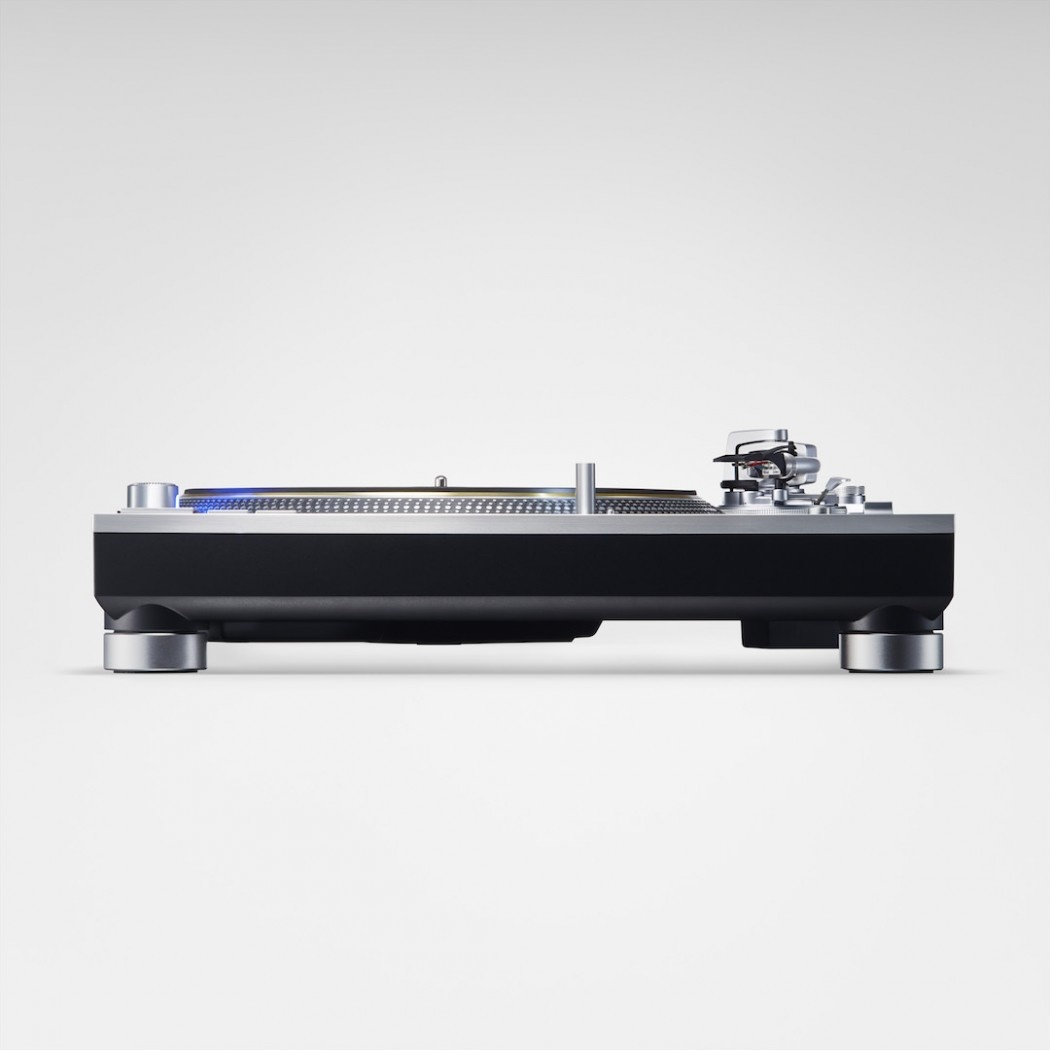 Technics SL-1200G-S Direct Drive Twin Rotor Core-less Turntable