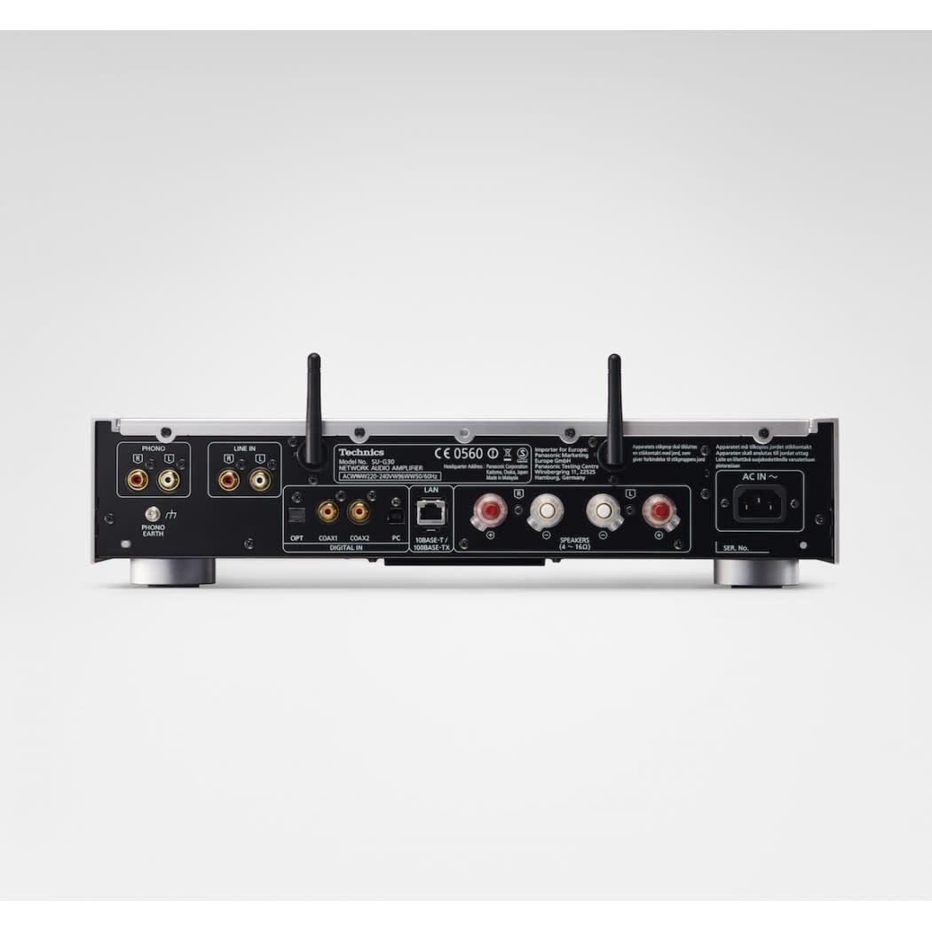 Technics SU-G30 Network Audio Amplifier