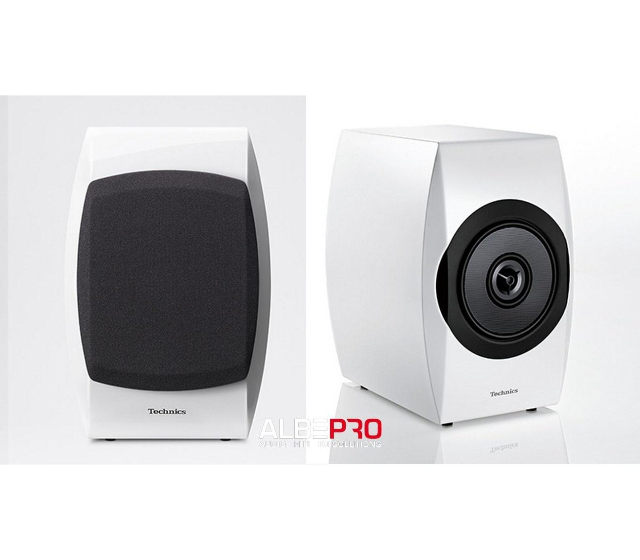 Technics SB-C700 Loudspeaker, Gloss White