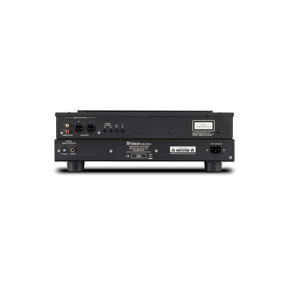 McIntosh MCD350 SACD/CD Player