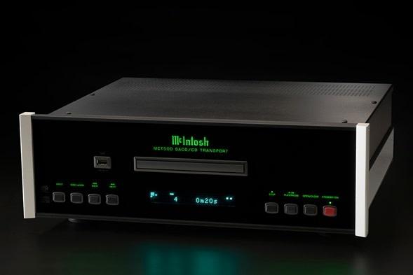 McIntosh MCT500 SACD/CD Transport
