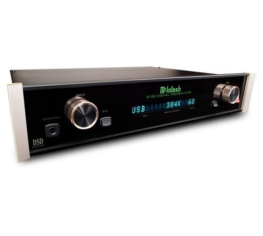 McIntosh D150 Digital Preamplifier