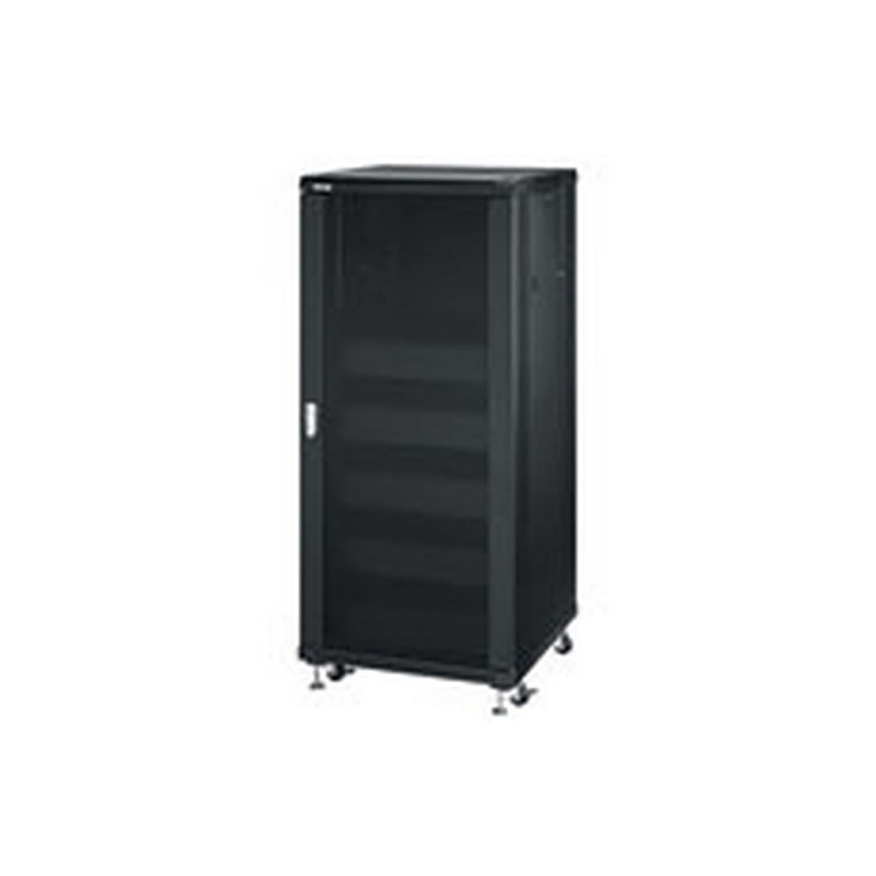 MW Products 27 Space Preconfigured Rack