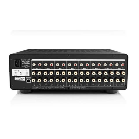 Control4 8-Zone Matrix Amplifier, C4-16AMP3-B